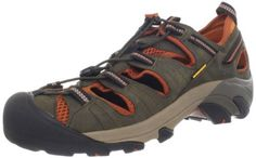 #KEEN #Mens Arroyo II #Hiking Sandal,Black Olive/Bombay Brown,10 M US  Full review at: http://toptenmusthave.com/best-hiking-boots-for-men/