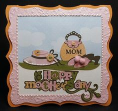Kate's ABCs Mother's Day Card