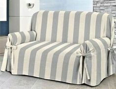 Furniture Slipcovers, Furniture Covers, Slipcovers For Chairs, Chair Covers, Diy Furniture, Sofa Protector, Diy Hanging Shelves, Fabric Sofa, Soft Furnishings