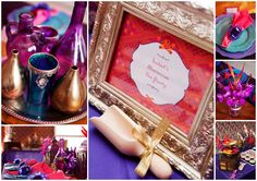 arabian nights kids party | look at this girls birthday party… it's a Moroccan Tea Party ...