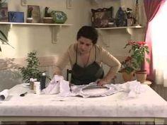Kağıt doku tekniği Ahşap boyama teknikleri - YouTube