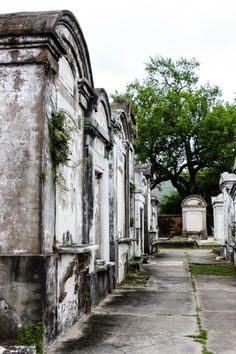 """Lafayette Cemetery No. 1 - """"10 Quirky Things To Do in New Orleans"""""""