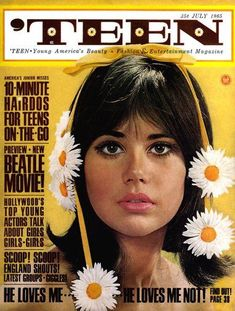 """Teen Magazine (Colleen Corby, model). Loved this one and """"Tiger Beat"""" too"""