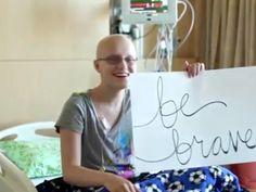 'Brave' Children's Hospital patients, staff inspire in video