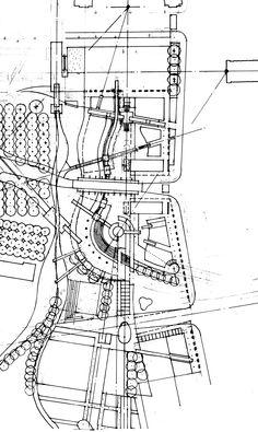 Campus masterplan sketch