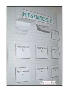 Interactive Mindful Notebooks for the Classroom | The TpT Blog