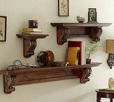 Architectural Shelf if you winf any garage sales, any size or color grab them for me! -lindsay
