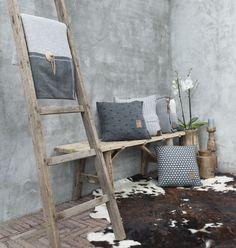 Woonaccessoires | Eijerkamp | Knit Factory | #accessoires #wooninspiratie #interieur