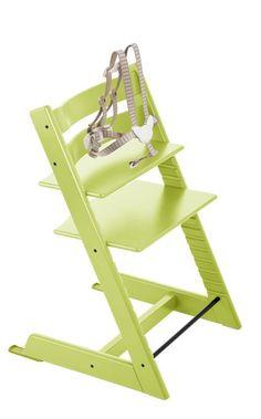 Tripp Trapp Green (USA version). Stokke Tripp Trapp Chair