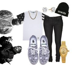 """""""I don't give a f**k."""" by deathbydesigner ❤ liked on Polyvore"""