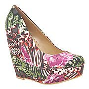 My favorite shoes my dad just got me.  Call It Spring® Poinsette Wedge Pump @ www.jcpenney.com