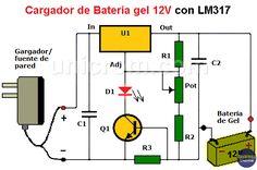 Circuit Diagram, Charger, Circuits, Fonts, Display