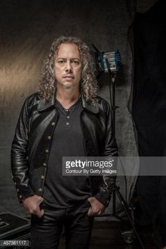 Kirk Hammett by Contour.