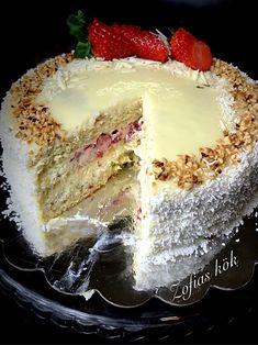 Vanilla Cake, Tiramisu, Baking Recipes, Cheesecake, Bakery, Food And Drink, Sweets, Ethnic Recipes, Candy Baskets