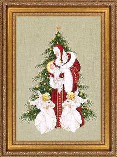 Song of Christmas Cross Stitch