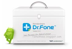 Wondershare Dr.Fone For Android v5.4.0.48 with Patch « Talha Webz