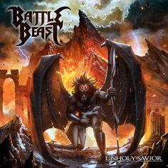 ALBUM REVIEW: BATTLE BEAST – UNHOLY SAVIOR by Victória Oliveira
