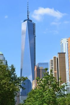 Top 5 arranha-céus em Nova York: One World Trade Center