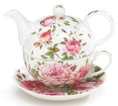 Rose teapot //Ani Oakley//