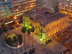 -Prefeitura de Porto Alegre, Rio Grande do Sul, Brasil