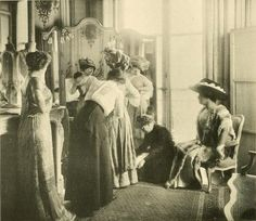 Les Createurs de La Mode 1910 - 39