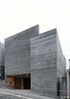 Nuovo minimalista Architecture in linea Minimal Architecture, Concrete Architecture, Modern Architecture House, Residential Architecture, Interior Architecture, Architecture Images, Chinese Architecture, Futuristic Architecture, Concrete Houses