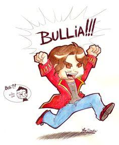 + Let's Player: Bullia ! + by Yore-Donatsu on DeviantArt Bob Lennon, Haha Funny, Funny Memes, Fanta, Illustrations, Paladin, Skyrim, Youtubers, Character Design