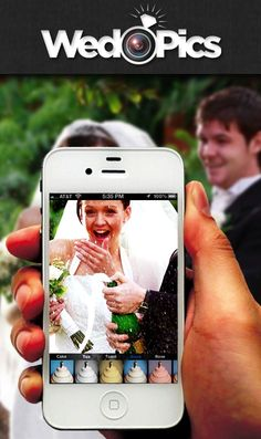 WedPics is now LIVE! Register your wedding at www.WedPics.com! App is now available in App Store & Google Play (iPhone/Android). WedPics is your interactive wedding album created by your guests. For You. Forever!