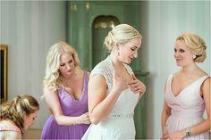 "Wedding preparations, at at Hotell Mollberg This is the moment when she ""feels"" it's her wedding day #bride #bridesmaids #gettingready #bridalportrait #indoor #wedding #helsingborg #portraits #weddingdress #weddingshoes #elegant #realwedding #romantic #wedding #swedishwedding #photographer #naturallight #porträtt #details #förberedelser #kullafoto #annalauridsen #bröllop #ögonblick #lifestyle #documentary #bröllopsfotograf #bryllup #bryllupsfotografskåne [Photo by Anna Lauridsen Kullafoto]"