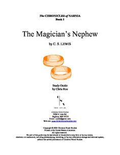 The nephew narnia ebook download magicians