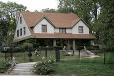 Historic Properties for Sale - Craftsman Home - Kansas City, Missouri
