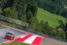 #FIA #ETRC Free practice #RedbullRing