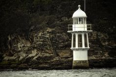 """""""Cremorne Point Lighthouse"""" by Paul Cons, via 500px."""