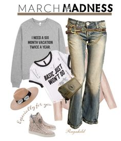 """March Madness: High Tops"" by ragnh-mjos ❤ liked on Polyvore featuring Zizzi, Crafted, H&M, Anine Bing, Ralph Lauren Collection, Edge Only, contest, outfit and hightops"