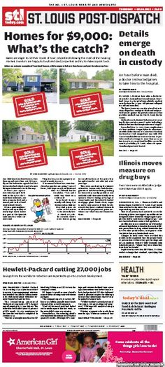 St. Louis Post-Dispatch May 24, 2012