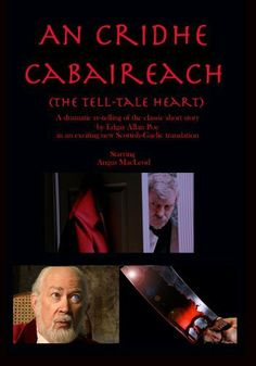 An Cridhe Cabaireach (The Tell-Tale Heart) DVD ~ Joseph Webb, Matthew Hand Angus MacLeod, http://www.amazon.com/dp/B008FGSOQI/ref=cm_sw_r_pi_dp_t2FCtb0W8BVBK