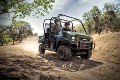 New 2016 Kawasaki Mule 4010 Trans4x4 ATVs For Sale in Texas. 2016 Kawasaki Mule 4010 Trans4x4, 2016 KAWASAKI MULE 4010 TRANS 4X4 The Mule 4010 Trans4x4® Side x Side is a versatile mid-size two to four-passenger workhorse that s capable of both putting in a hard day of work as well as touring around the property. - Flexible convertible design lets you easily change from a four-seat crew mover to a two-seat cargo hauler, without the need for tools - 617 cc fuel-injected, V-twin engine…