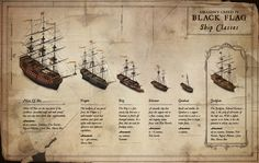 BLACK FLAG ASSASSINS CREED SHIPS - Pesquisa Google