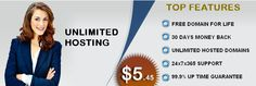 As one of the biggest web hosting companies in the world, our industry-leading unlimited web hosting products and services continue to raise standards and security. Our affordable web hosting plans are perfect for websites of all sizes, are you looking for powerful and flexible web hosting without limits, or advanced e commerce web hosting, we have a solution to make your website a success.