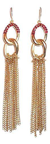 Long Dangle Earrings C17 Red Crystal Gold Tone Recyclebabe Earrings http://www.amazon.com/dp/B017GF8S8M/ref=cm_sw_r_pi_dp_-8Qnwb0PCH0Z8