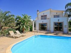 Totally+private+and+secluded+villa+close+to+beach+and+tavernas+++Holiday Rental in Cyprus from @HomeAwayUK #holiday #rental #travel #homeaway