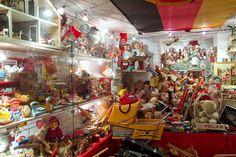DDR Toy Museum, Choriner str 35