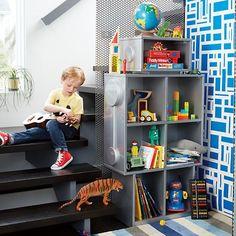 Roboshelf Bookcase | The Land of Nod