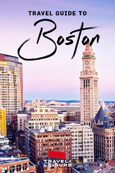 Boston is an intimate city, but its cultural breadth makes it feel like a much larger hub. You can feast on some of the country's best dim sum in Chinatown, then walk 15 minutes and be at a brewery by the water.#familyvacations #easternstates Boston Travel Guide, Best Family Vacations, Dim Sum, Travel And Leisure, Best Hotels, Empire State Building, Brewery, Big Ben, Larger
