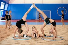 5 Ways to Improve Your Spotting for Acro Tricks (not turns)