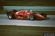 Randy Lanier - Lola T900 Cosworth - Arciero Racing - Provimi Veal 200 - 1985 PPG Indy Car World Series, round 8
