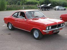 Vauxhall  Firenza Coupé 1973
