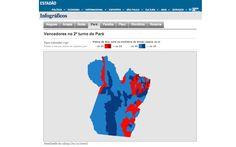 Mapa da votação para governador nos Estados (ESP_1007)