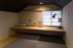 Black Ceiling, Japanese Interior, Japanese Architecture, Japanese House, Washroom, Home Office, Diy And Crafts, Interiors, Bedroom