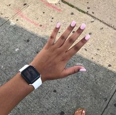 How to choose your fake nails? - My Nails Summer Acrylic Nails, Cute Acrylic Nails, Cute Nails, Short Square Acrylic Nails, Summer Nails, Light Pink Acrylic Nails, Short Square Nails, Fall Nails, Aycrlic Nails